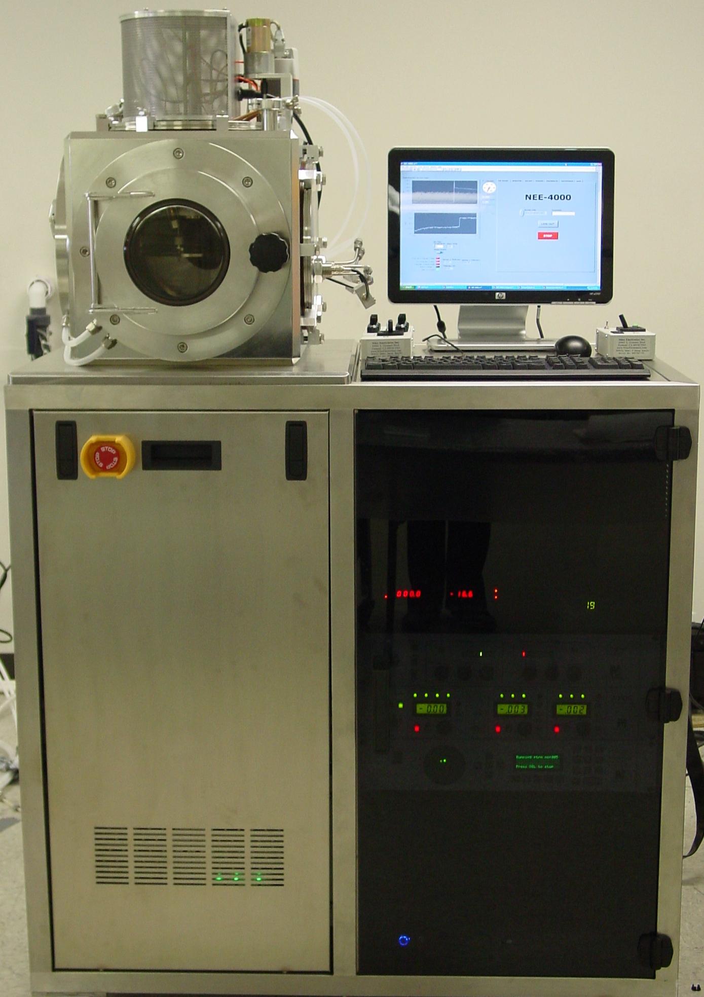 Nano Master 183 Euris 183 Semiconductor Equipment Services